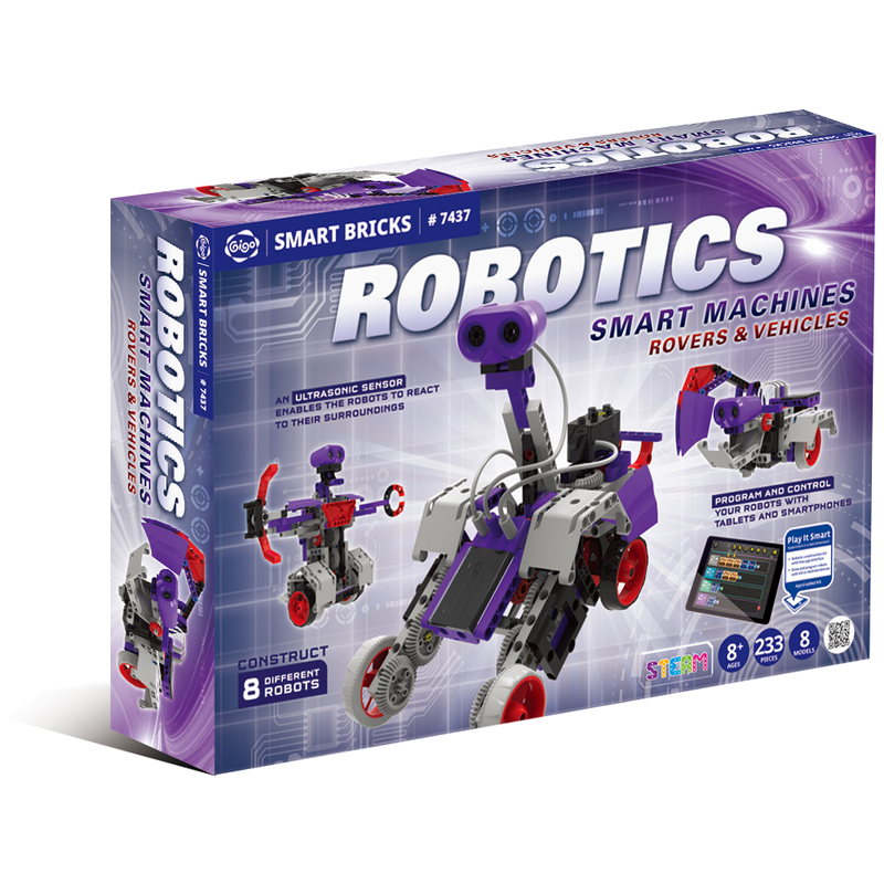 ROBOTICS SMART MACHINES ROVERS & VEHICLES – GigoToys